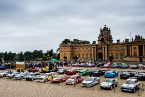 Blenheim classic and supercar show