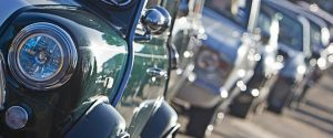 Brooklands New Year's Day Classic Gathering