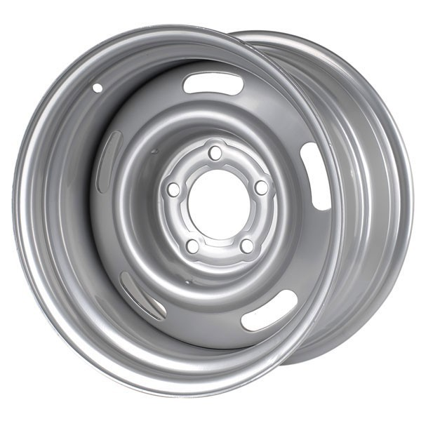 Eastwood Silver / Argent Rally Wheel Paint Aerosol (340g)
