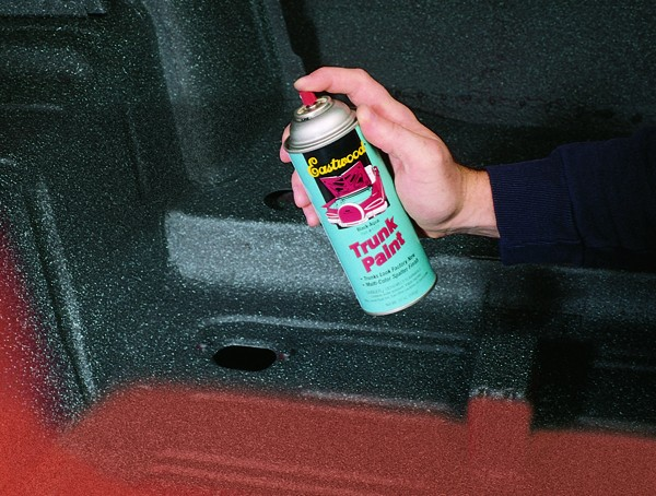 Eastwood Trunk / Boot Paint Black and Grey Aerosol (340g)-9751