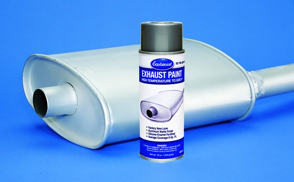 Eastwood Silver Exhaust Paint Aerosol (284g)