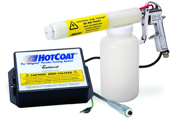 HotCoat Powder Coating Gun