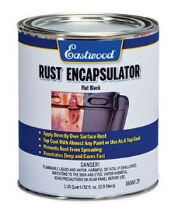 Eastwood Rust Encapsulator Black US Quart (946ml)