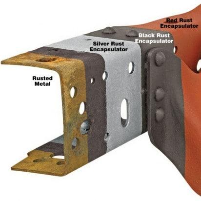 Eastwood Rust Encapsulator BLACK US Quart (946ml)-7201