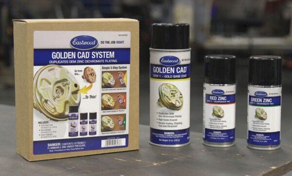 Eastwood Golden Cad System-11770