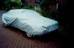 """17' 6"""" Breathable Car Cover"""