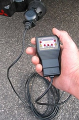 Towing Socket Tester