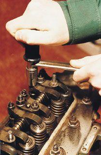 Gunson Clikadjust Tappet Adjusting