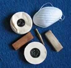 Plastic Polishing Kit