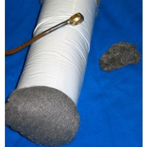 Wire Wool Grade 0 (450g)-0