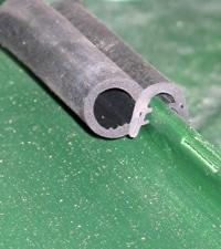 Side Rubber Seal (1metre)