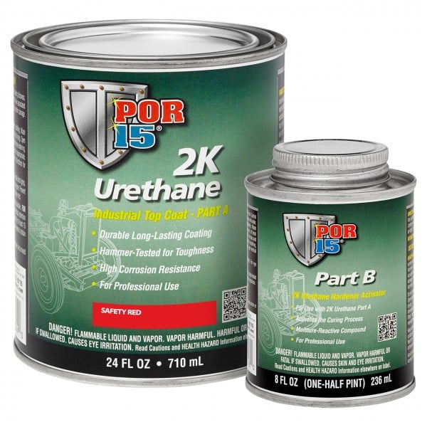 POR15 2K Urethane