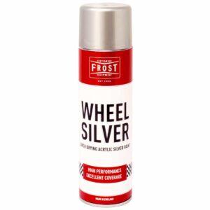 Silver Wheel Paint Aerosol (500ml)