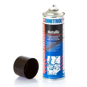 Dinitrol Metallic Underbody Wax (500ml) S335