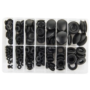 Box of Blanking and Wiring Grommets (240 pieces)
