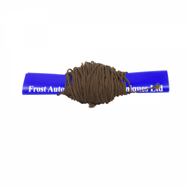 Brown Wax Thread for Automatic Speedy Stitcher Sewing Awl