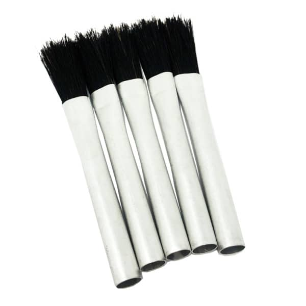 Body Solder Paint Brushes (pack of 5)