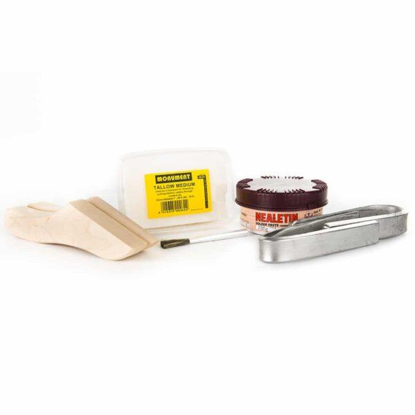 Basic Auto Body Solder (Lead Loading) Kit
