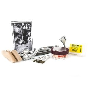 Standard Auto Body Solder (Lead Loading) Kit
