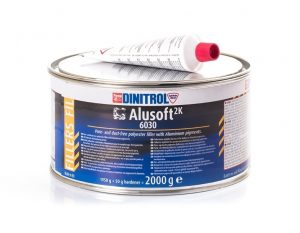 Dinitrol 6030 Metalised Body Filler (2 kg)-0