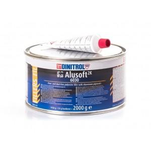 Dinitrol 6030 Metalised Body Filler (2 kg)-0