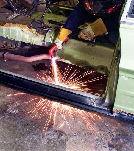 Eastwood Versa Cut Plasma Cutter Welder (40amp)