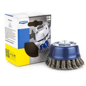 Single Hand Grinders Cup Brush (65dia M10 x 1.25)