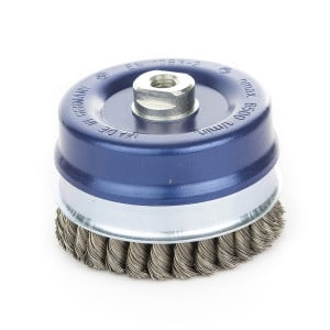 Angle Grinders Twist Knot Cup Brush (120dia M14)
