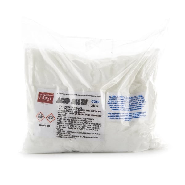 Plate Stripping Salts (2kg)