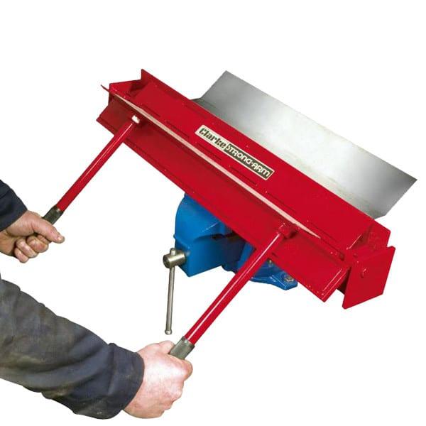 Sheet Metal Folder Vice Mounting / Precision Bench Folder (24inch, 600mm)