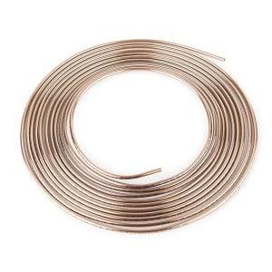 Seamless Copper Nickel Brake Pipe