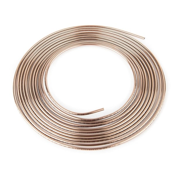 Seamless Copper Nickel Brake Pipe
