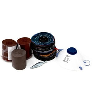 Polishing Abrasive Kit (8 pieces)