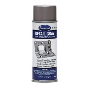 Eastwood Detail Gray Paint Aerosol (368g) Grey