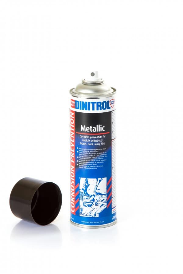 Dinitrol Metallic Underbody Wax (500ml)
