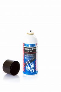 Dinitrol Converust RC900 Aerosol - Rust Converter (400ml)