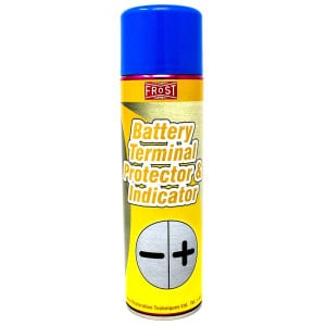 Frost Battery Terminal Protector and Indicator Aerosol (500ml)