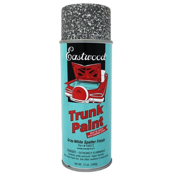 Eastwood Trunk / Boot Paint Grey and White Aerosol (340g)