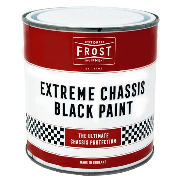 Frost Extreme Chassis Gloss Black Paint (1L)