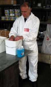 Protective Coverall (Different Sizes Available)