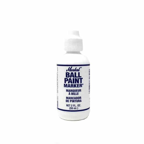 White Parts Marker Ball Paint Marker