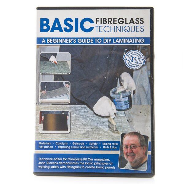 Basic Fibreglass Techniques DVD