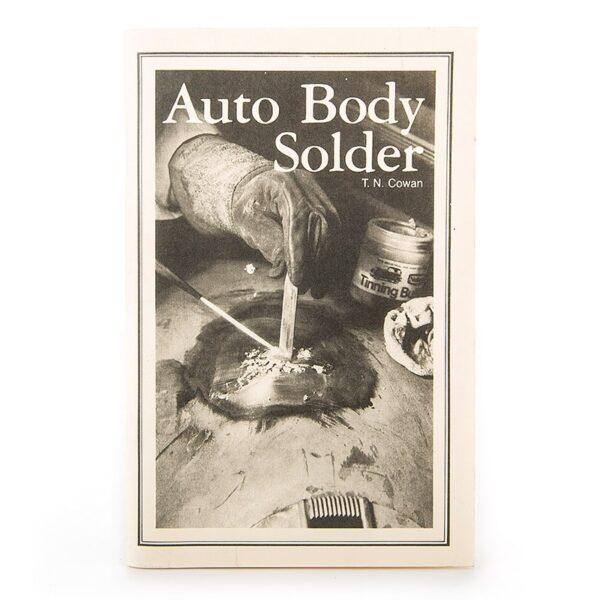 Auto Body Solder Book