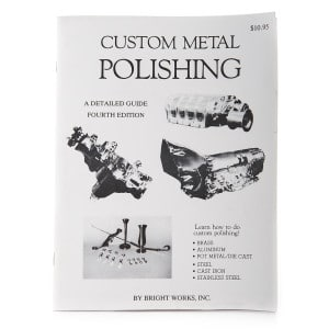 Custom Metal Polishing Book
