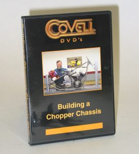 Ron Covell - Building a Chopper Chassis DV