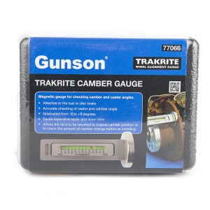 Gunson Trak Rite Camber Castor Gauge Magnetic Tool
