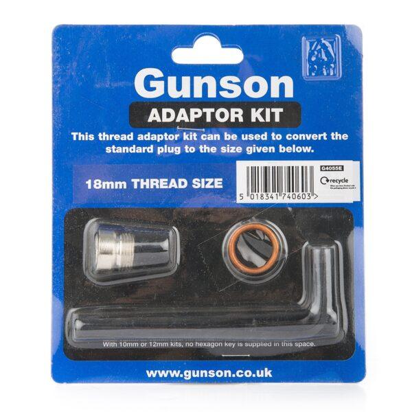 Gunson Colortune Adaptor (18mm)