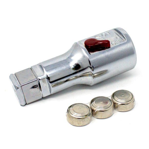 Draper 44004 65mm Extension Bar Led Square Drive - 1/2 Inch