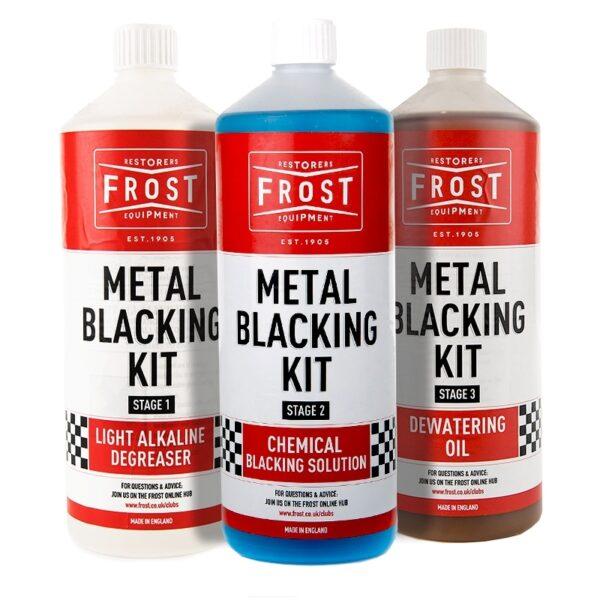 Frost Metal Blacking Kit