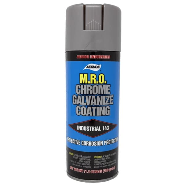 Eastwood MRO Almost Chrome Galvanising Coating (326 gms)